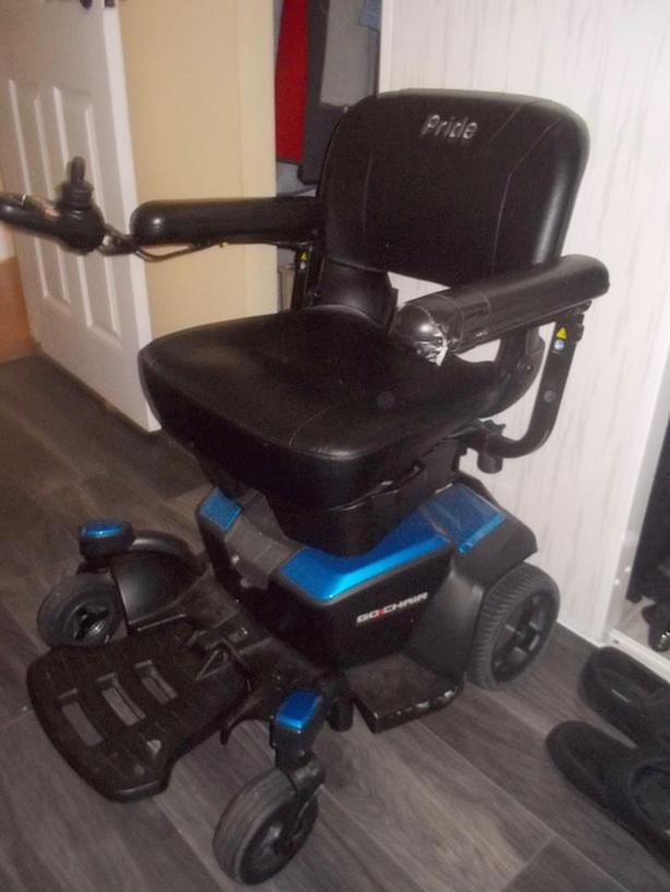 Mobility Chair-type Scooter