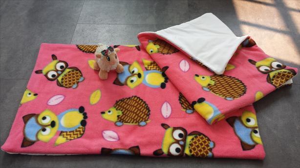 Rat/Gerbil/Guinea Pig Cage Pet Liners Custom Made -WASHABLE-Waterproof