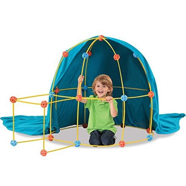 New Discovery kids fort building set