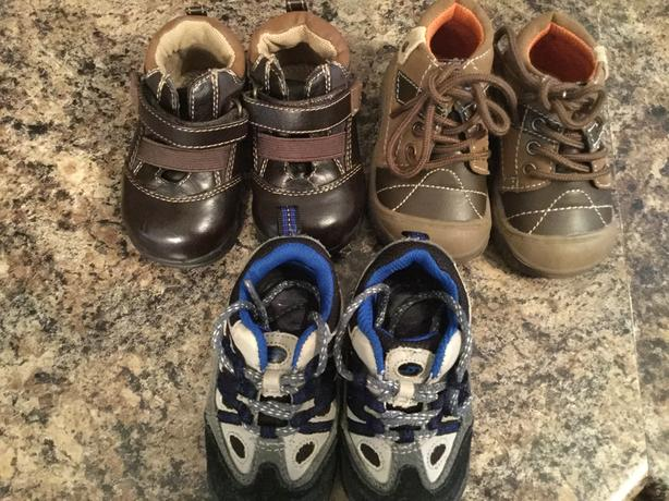 Shoes-baby- Size 3