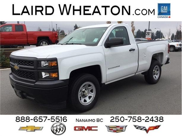 2015 Chevrolet Silverado 1500 LS Low Kms!