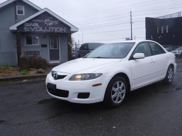 2008 Mazda6 auto,157Km all power!! CERTIFIED+WRTY $4490