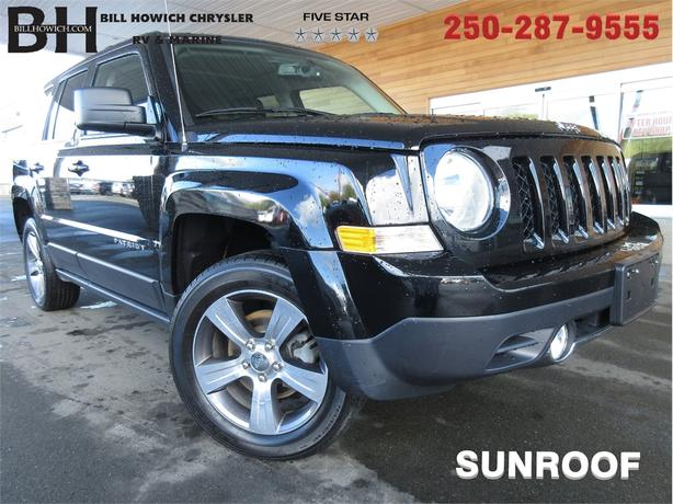 2016 Jeep Patriot Hight Altitude