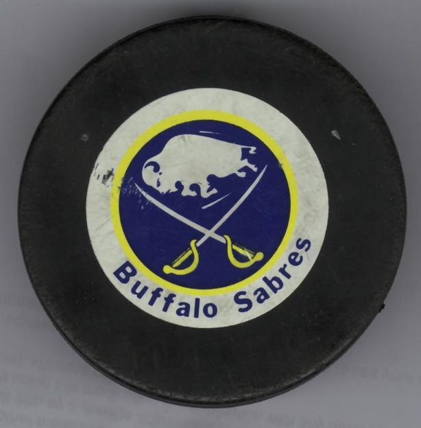 Official NHL Buffalo Sabres Puck