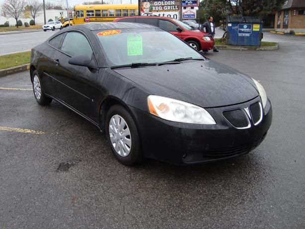 2006 Pontiac G6 Loaded !