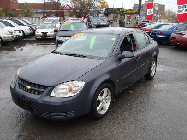 2009 Chevrolet Cobalt Gas Saver !