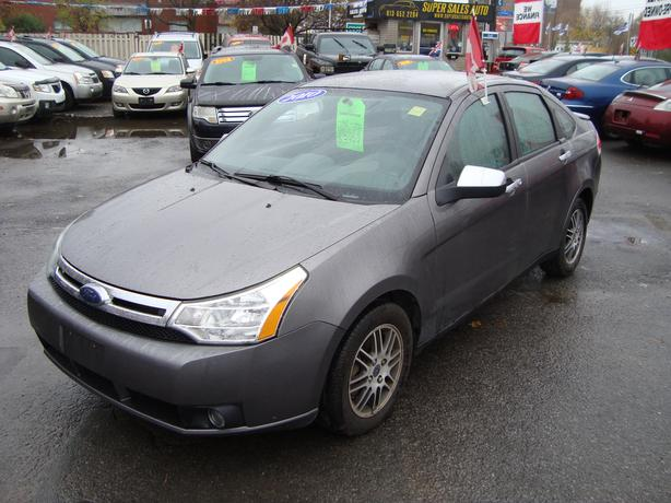 2010 Ford Focus Gas Saver !