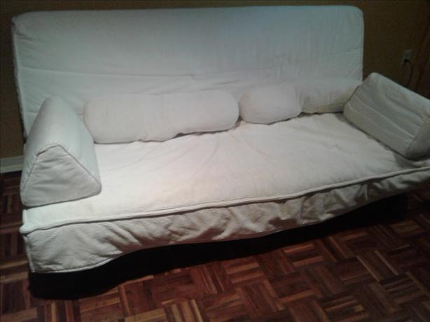 Sofa: Ikea sofa bed Southshore Montreal