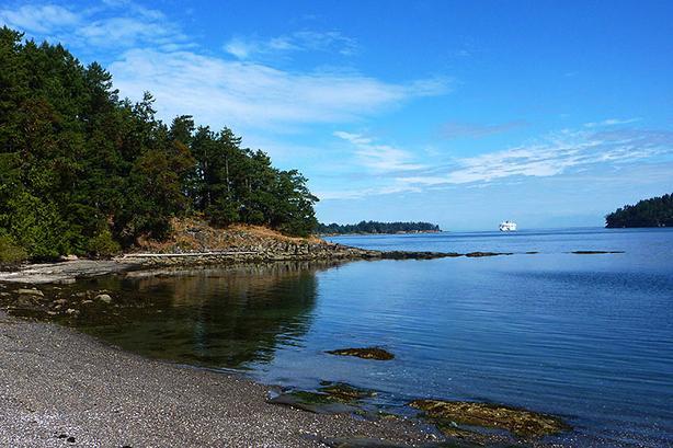 Unique BC Island Property 3,000,000