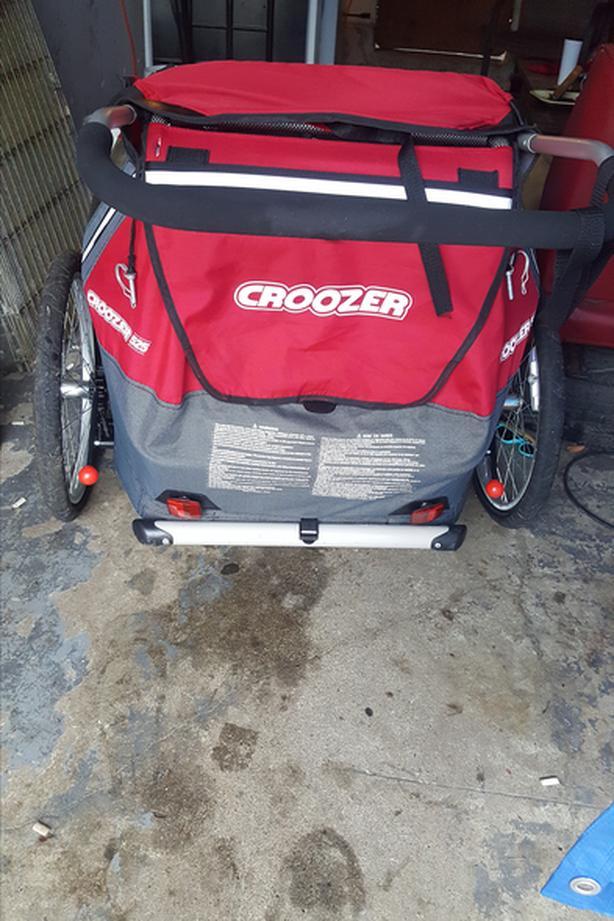 like new jogging stroller