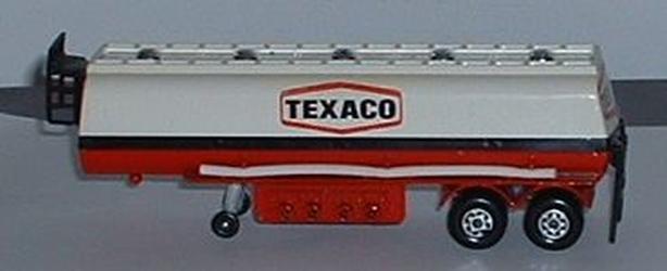 Matchbox Super Kings Texaco Tanker