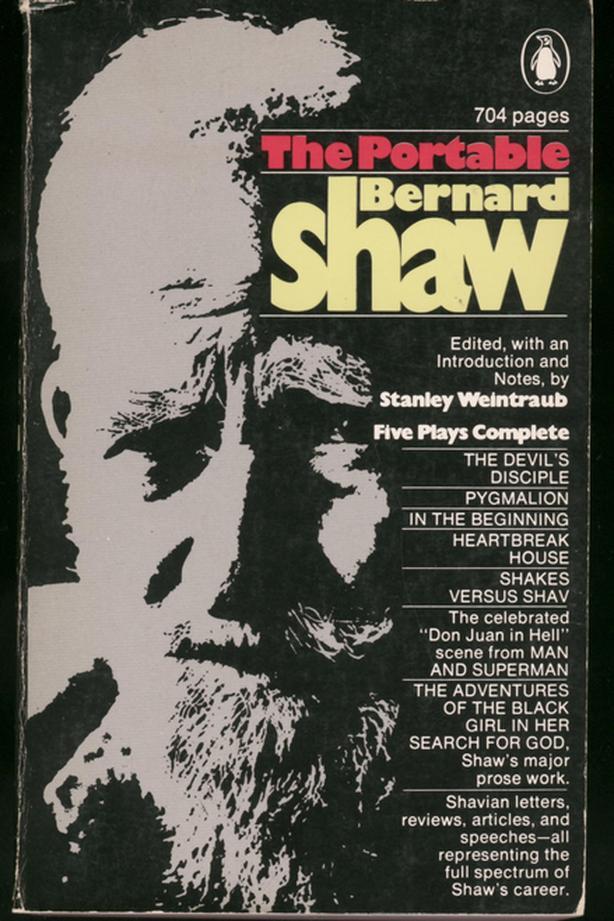 Portable George Bernard Shaw Paperback