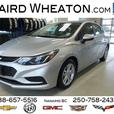 2016 Chevrolet Cruze LT Back-Up Camera, WiFi Hotspot