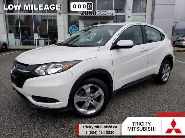 2016 Honda HR-V LX  - Bluetooth -  Heated Seats