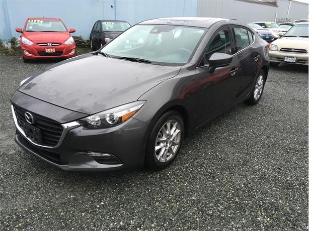 2017 Mazda Mazda3 GS SEDAN