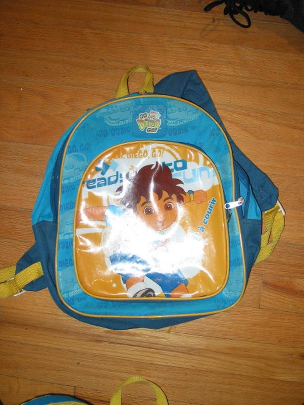 Child back pack Diego