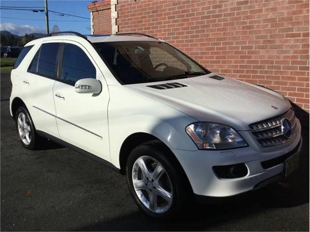 2008 Mercedes-Benz ML320 CDI