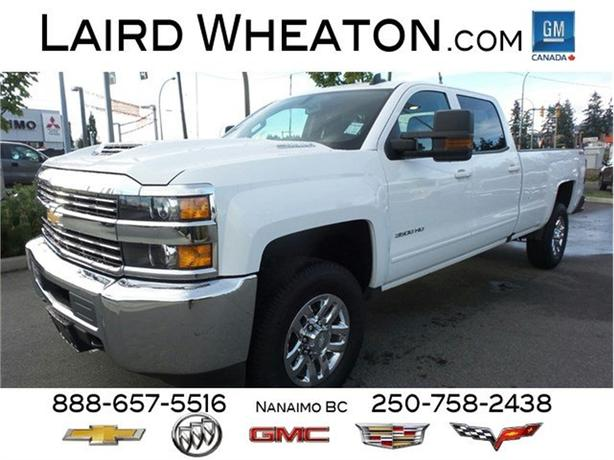 2018 Chevrolet Silverado 3500HD LT 4x4 Back-Up Camera, Towing Package