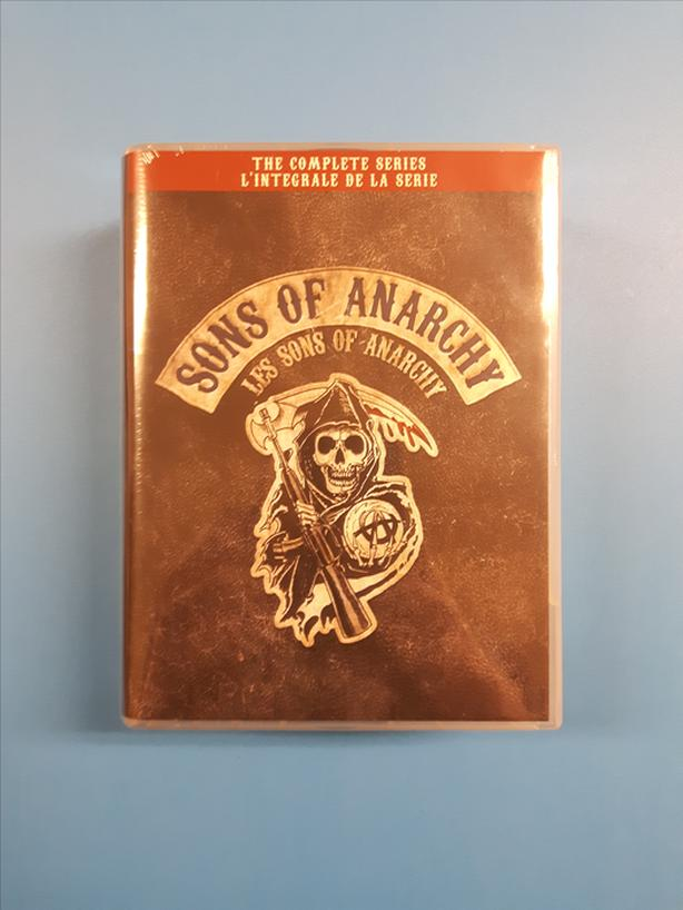 Sons Of Anarchy: The Complete Series on DVD