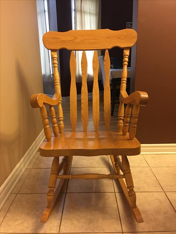 Grandfather Rocking Chair