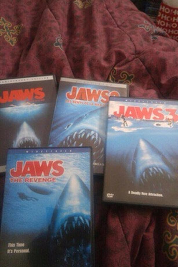 All 4 Jaws DVD