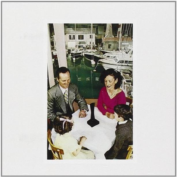 Led Zeppelin LP Presence