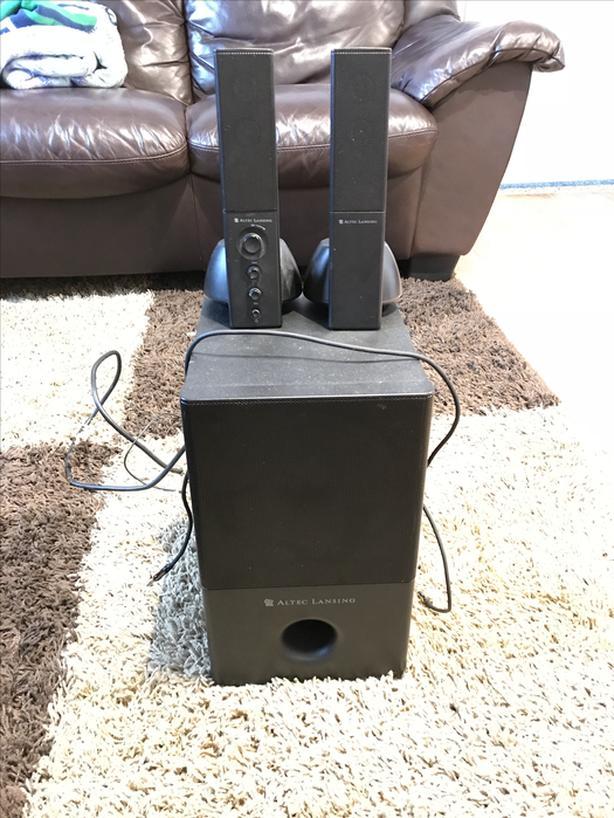 ELTEC LANSING speakers