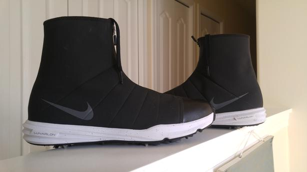 detailed look 41e84 7a172 NIKE LUNAR BANDON 3 All Weather GOLF SHOES, Size 10 1 2