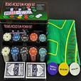 Texas Hold'em Poker Gift Tin Set - New unopened