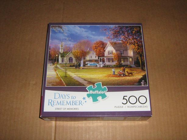 ASSORTED  JIGSAW  PUZZLES  -  $5.00  EACH