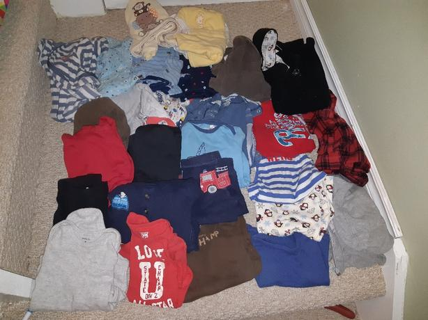 boys winter clothes 9-12 months