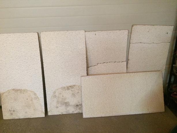 FREE: ceiling tiles
