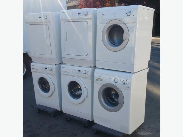 🔴 STACKED and STACKABLE washer🔴 dryers in VICTORIA ♻ BUY SELL♻