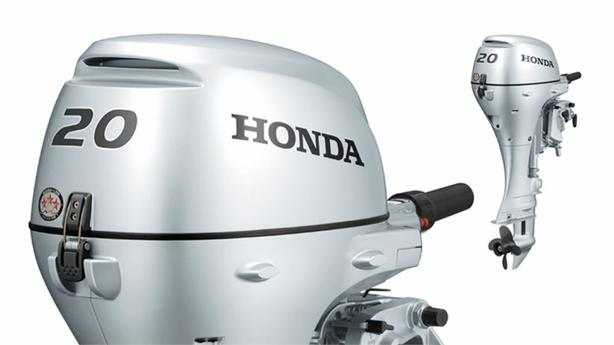 2018 Honda 20DK3SHC