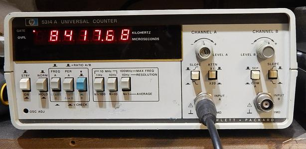ELECTRONIC TEST EQUIPMENT FOR TUBE AMP HAM RADIO HOBBYISTS