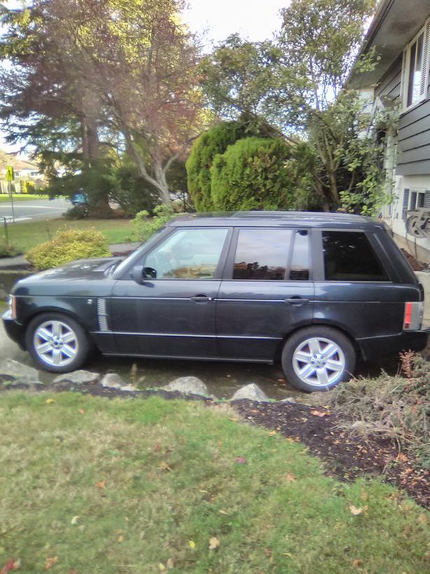  Log In needed $1,400 · 2004 Range Rover HSE 4 4 L V8