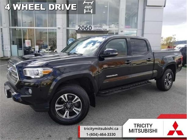 2016 Toyota Tacoma TRD Sport  NAVI-HEATED SEATS-REAR CAM