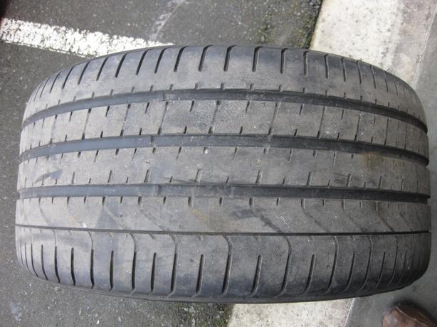 1 X 325/35/20 Pirelli Pzero in excellent shape over 70% tread