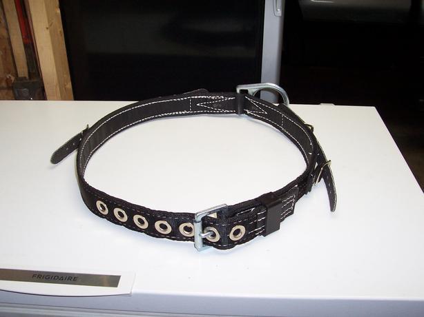 "New ""Miller"" super heavy duty tool pouch belt"