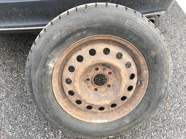 Snow Tires - good condition