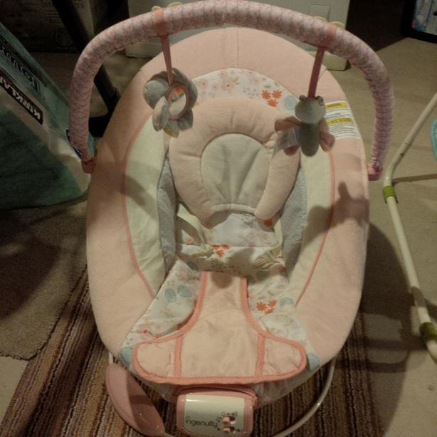 Ingenuity Cradlling Baby Bouncer
