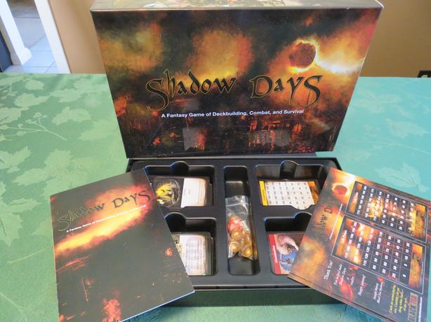 Shadow Days - Kickstarter Edition