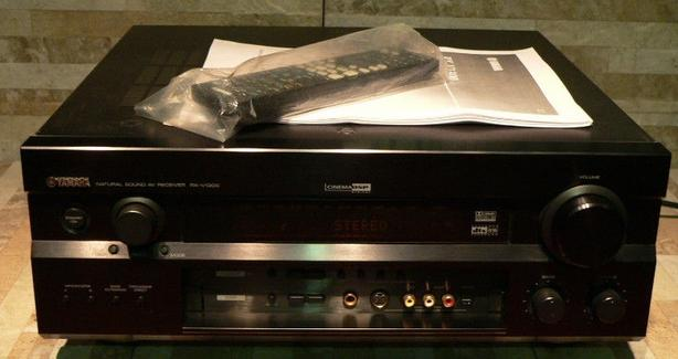 Yamaha RX-V1300 AV Receiver 6 Channel 600 Watt