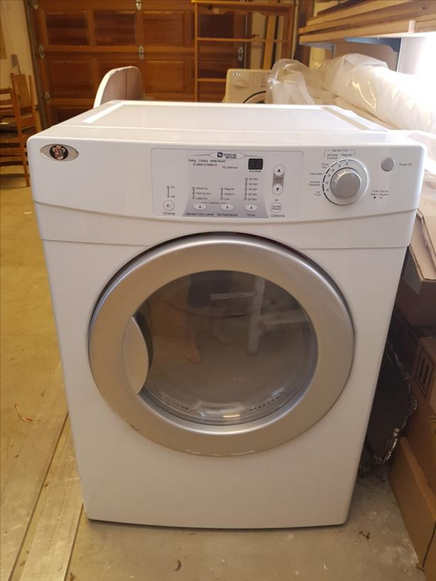MAYTAG NEPTUNE FRONT LOAD WASHER DRYER SET