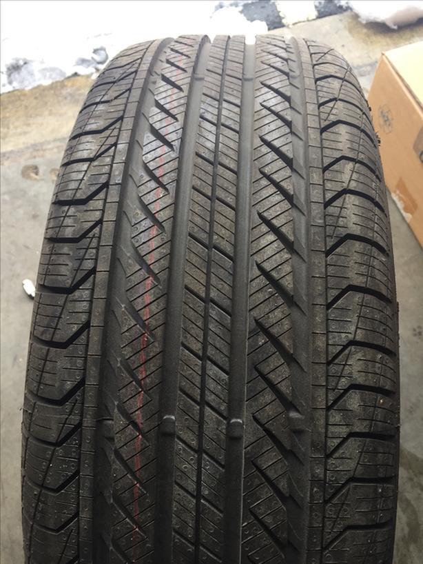 1 brand new 225/60/17 continental all season tire