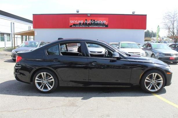 2014 Bmw 3 Series 320i Surrey Incl White Rock Vancouver