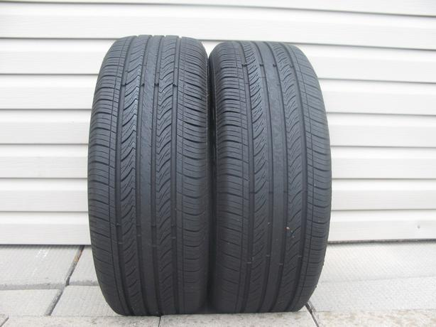 TWO (2) CACHLAND CH-268 TIRES /205/55/16/ - $80