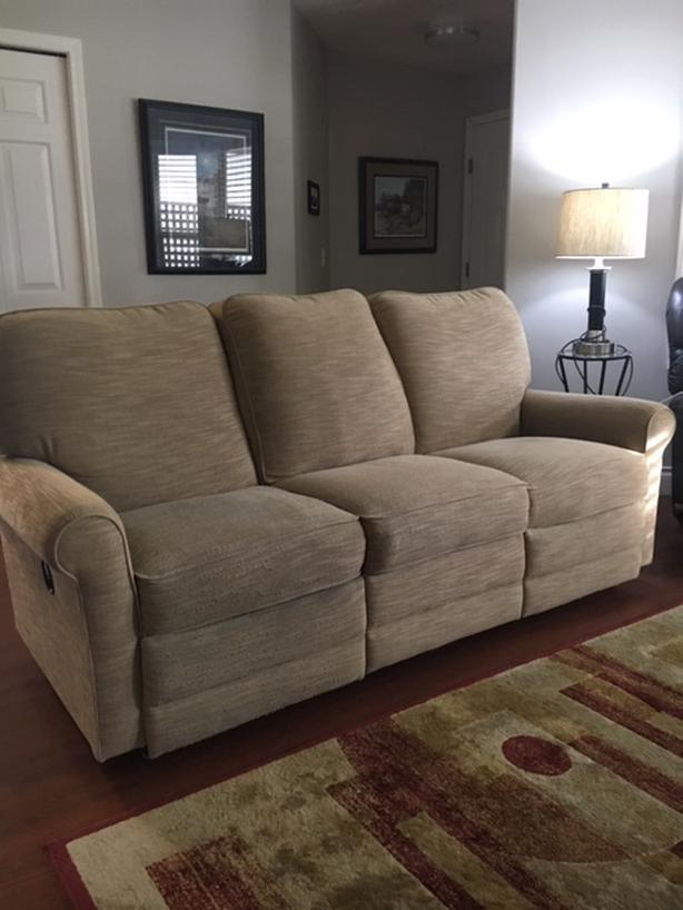  Log In needed $700 · LA-Z-BOY RECLINER SOFA - ADDISON COLLECTION