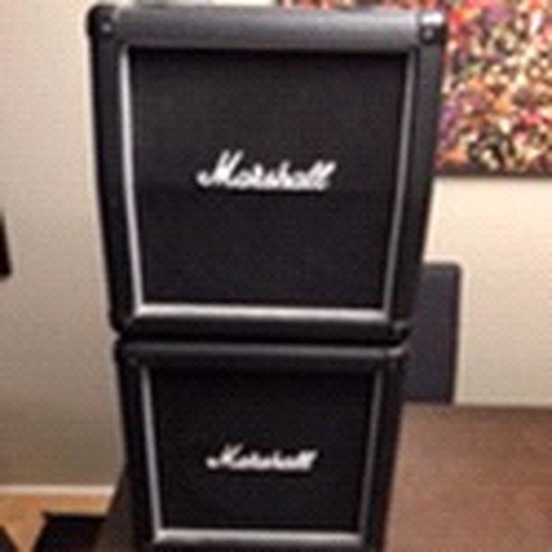 Marshall guitar speaker cabs