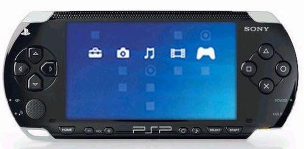 Sony handheld Playstation PSP